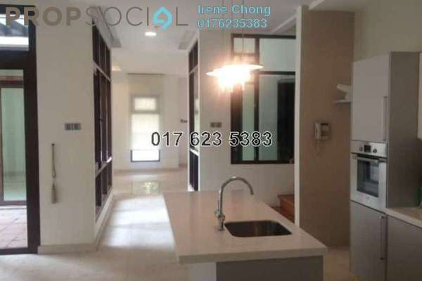 For Rent Semi-Detached at Sri Bukit Tunku, Kenny Hills Freehold Semi Furnished 5R/5B 11k