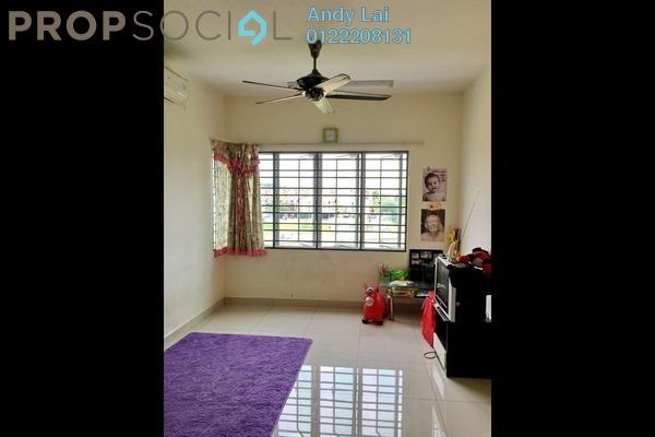 For Sale Condominium at Tiara ParkHomes, Kajang Freehold Semi Furnished 3R/2B 416k