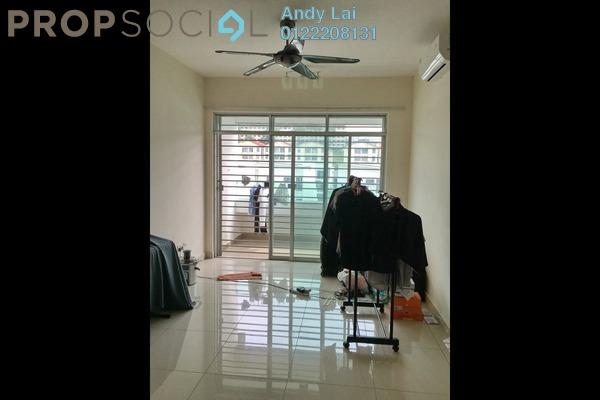 For Sale Condominium at Tiara ParkHomes, Kajang Freehold Semi Furnished 3R/2B 428k