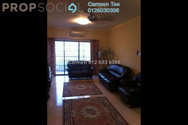 For Sale Condominium at Sri Putramas I, Dutamas Freehold Semi Furnished 3R/2B 480k