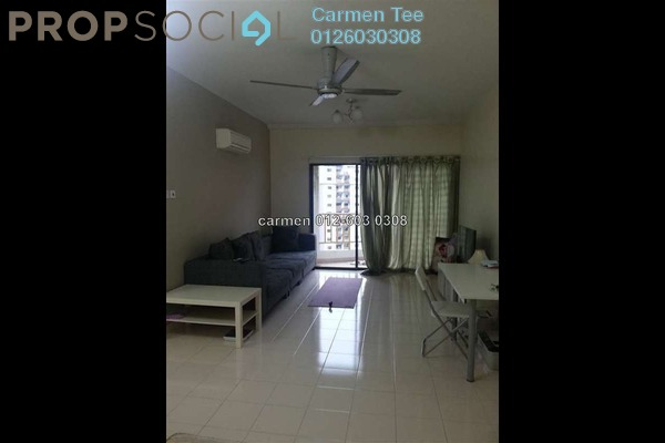 For Rent Condominium at Sri Putramas I, Dutamas Freehold Fully Furnished 3R/2B 1.8千