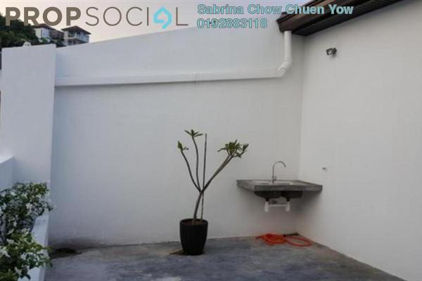 For Sale Terrace at Lucky Garden, Bangsar Freehold Semi Furnished 4R/4B 2.2m