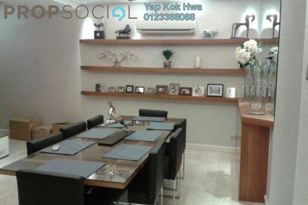 For Sale Condominium at Sri Kenny, Kenny Hills Freehold Semi Furnished 3R/3B 1.7百万