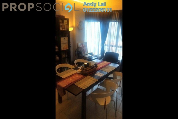 For Rent Condominium at Changkat View, Dutamas Freehold Fully Furnished 2R/2B 2k
