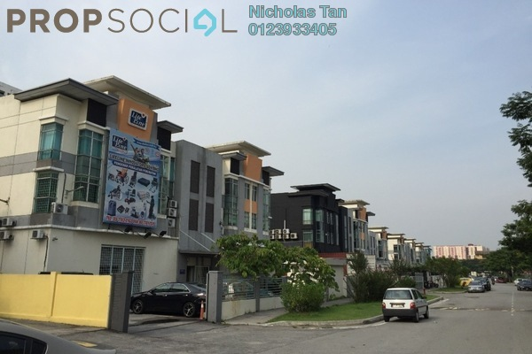 For Sale Factory at PJS 5, Bandar Sunway Freehold Fully Furnished 0R/0B 3.9m