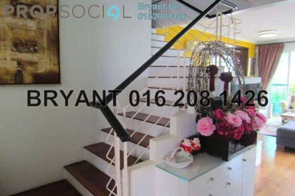 For Sale Condominium at Armanee Terrace I, Damansara Perdana Leasehold Semi Furnished 4R/4B 1.5m