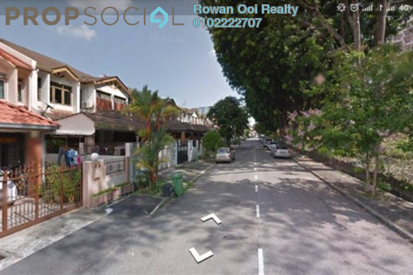 For Rent Terrace at Lorong Istana, Klang Freehold Fully Furnished 4R/3B 2k