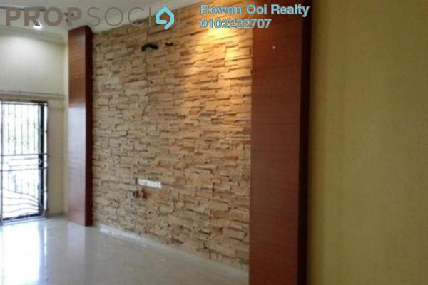 For Rent Terrace at Jalan Tasik Selatan, Bandar Tasik Selatan Freehold Semi Furnished 4R/3B 2k