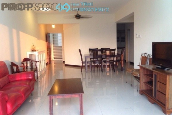 For Sale Condominium at Ampang Putra Residency, Ampang Leasehold Semi Furnished 3R/2B 600k