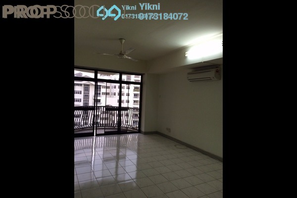 For Sale Condominium at One Ampang Avenue, Ampang Leasehold Semi Furnished 4R/3B 648k