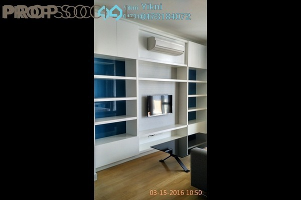 For Sale Condominium at Platinum Suites, KLCC Freehold Fully Furnished 1R/1B 1.3m