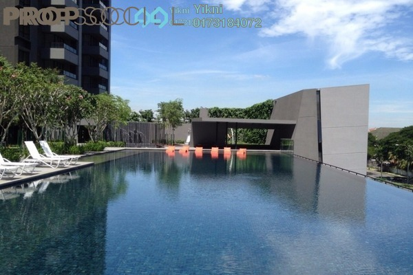 For Sale Condominium at G Residence, Desa Pandan Leasehold Semi Furnished 2R/2B 800k