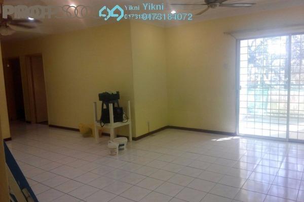 For Rent Condominium at City Garden Palm Villa, Pandan Indah Leasehold Semi Furnished 3R/2B 1.45k