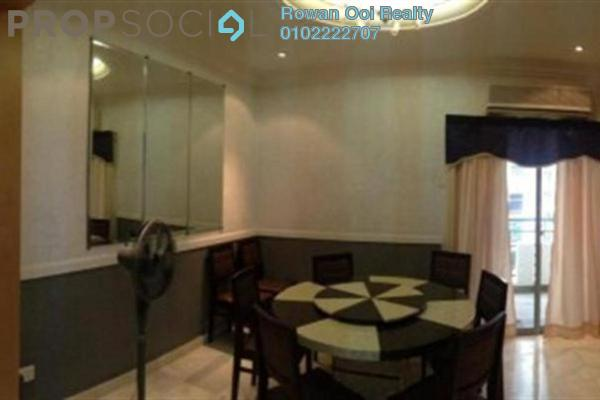 For Rent Condominium at Diamond Villa, Tanjung Bungah Freehold Semi Furnished 3R/2B 2k