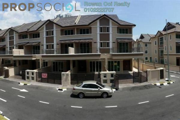 For Rent Semi-Detached at New Green Park, Rawang Freehold Semi Furnished 5R/5B 2.2k