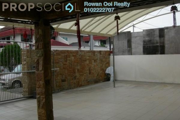 For Rent Semi-Detached at Persiaran Hamzah Alang, Kapar Freehold Semi Furnished 4R/3B 2.5k