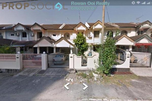 For Rent Terrace at Jalan Tasik Selatan, Bandar Tasik Selatan Freehold Semi Furnished 4R/3B 1.7k