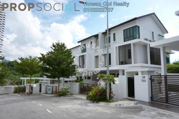 For Rent Terrace at Bayu Ferringhi, Batu Ferringhi Freehold Semi Furnished 5R/5B 5.5k