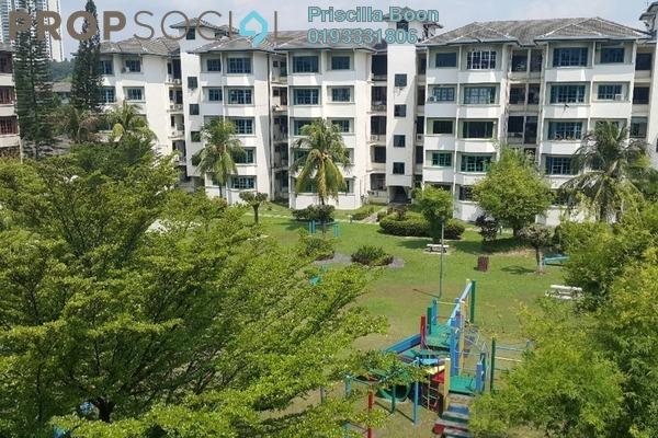 For Sale Apartment at Sunway Court, Bandar Sunway Leasehold Semi Furnished 3R/2B 440k