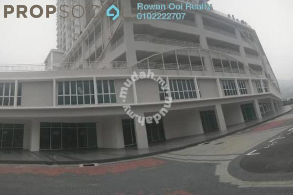 For Rent Shop at Gardens Ville, Sungai Ara Freehold Semi Furnished 0R/0B 6.3k