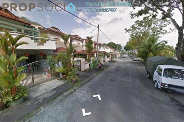 For Rent Terrace at Jalan Tasik Selatan, Bandar Tasik Selatan Freehold Semi Furnished 4R/3B 1.6k