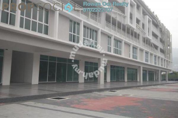 For Rent Shop at Gardens Ville, Sungai Ara Freehold Semi Furnished 0R/0B 3.5k