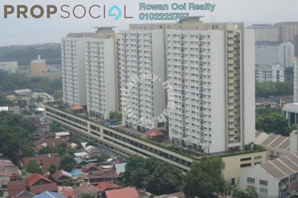 For Rent Serviced Residence at Symphony Park, Jelutong Freehold Semi Furnished 3R/2B 1.4k