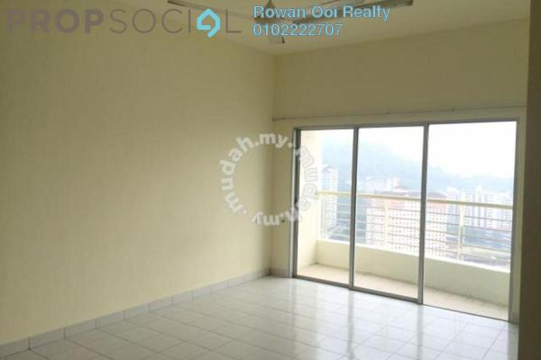 For Rent Serviced Residence at Plaza Ivory, Bukit Gambier Freehold Unfurnished 3R/2B 1.1k