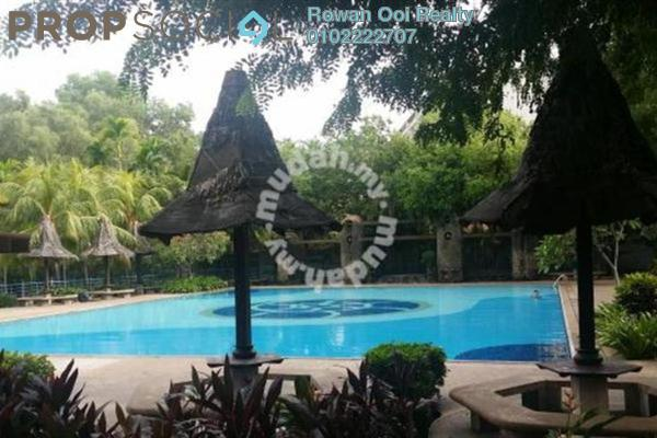 For Rent Serviced Residence at N-Park, Batu Uban Freehold Fully Furnished 3R/2B 1.2k
