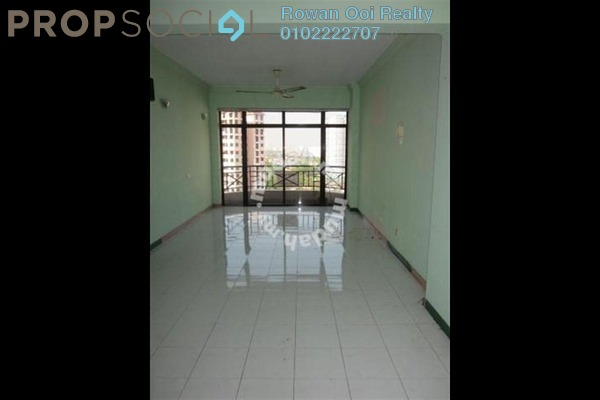 For Rent Serviced Residence at Sunny Ville, Batu Uban Freehold Semi Furnished 3R/2B 1.2k