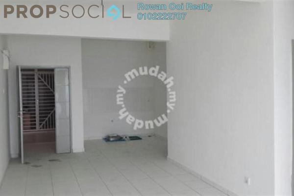 For Rent Serviced Residence at The Golden Triangle, Relau Freehold Unfurnished 3R/2B 1.2k