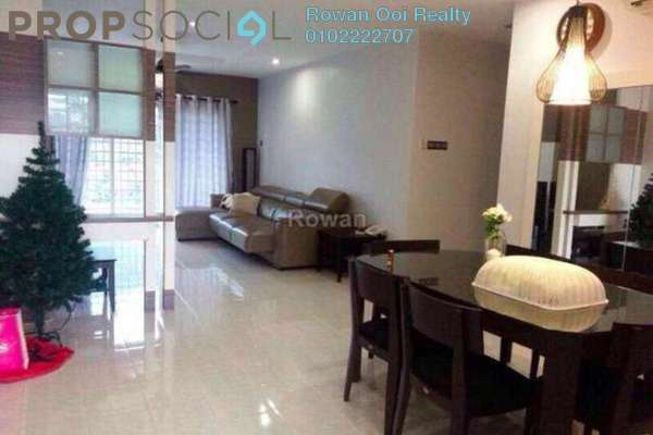 For Sale Condominium at Alpine Tower, Bukit Jambul Leasehold Fully Furnished 3R/2B 715k