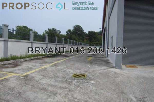 For Sale Factory at Taman Garing Jaya, Rawang Leasehold Unfurnished 0R/0B 9.5m