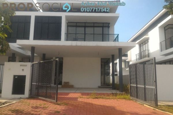 For Sale Semi-Detached at Harmoni Park, Dengkil Freehold Unfurnished 4R/4B 850k