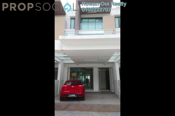 For Rent Terrace at Raffel Residence 199, Bukit Gambier Freehold Unfurnished 6R/6B 2.3k