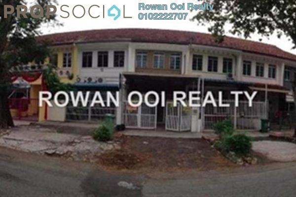 For Rent Terrace at Jalan Tasik Selatan, Bandar Tasik Selatan Freehold Unfurnished 3R/2B 2.8k