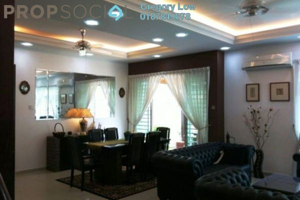 For Sale Terrace at The Hills, Horizon Hills Freehold Fully Furnished 4R/4B 1.39m