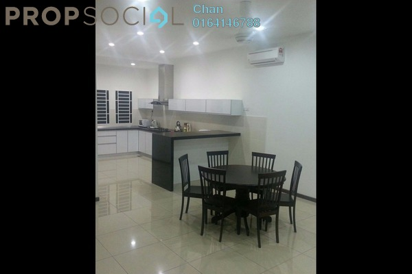 For Rent Terrace at Residence@Southbay, Batu Maung Freehold Fully Furnished 6R/6B 3.2k