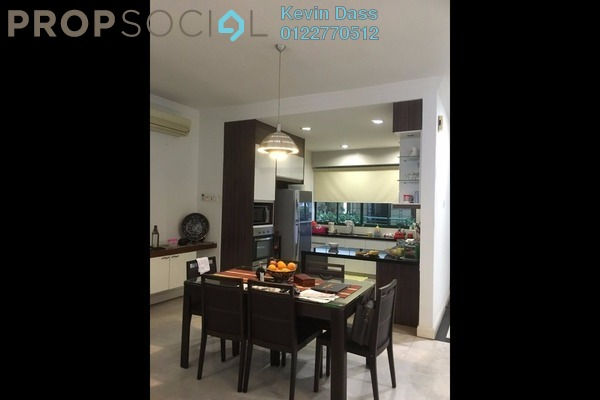 For Rent Condominium at Araville, Bangsar Freehold Fully Furnished 4R/3B 5.2k