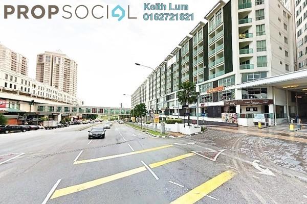 For Sale Apartment at Cliveden, Sri Hartamas Freehold Unfurnished 1R/1B 535k