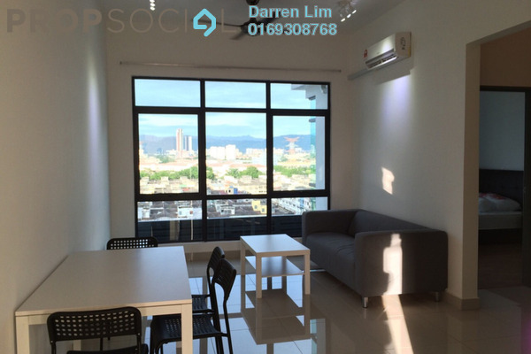 For Rent Serviced Residence at Amaya Maluri, Cheras Leasehold Fully Furnished 2R/2B 2.2k