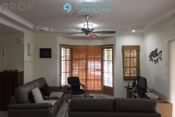 For Sale Terrace at Zone L, Sri Petaling Freehold Fully Furnished 4R/3B 1.64m