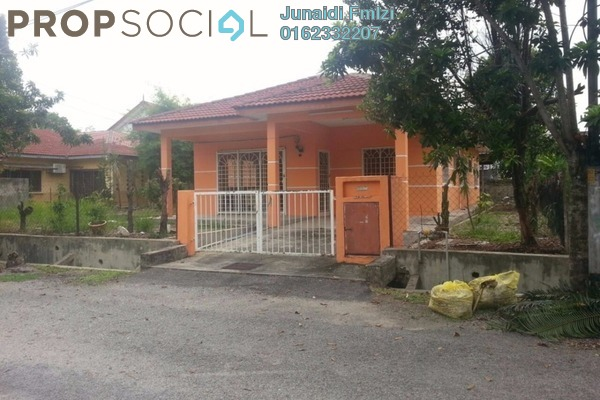 For Rent Bungalow at Taman Kota Perdana, Bandar Putra Permai Leasehold Unfurnished 4R/2B 1.4k