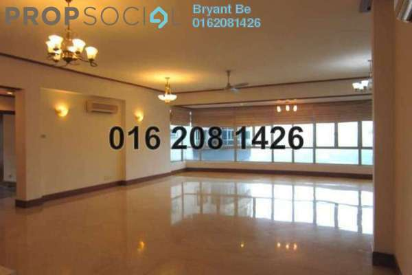 For Rent Condominium at Suasana Sentral Condominium, KL Sentral Freehold Semi Furnished 4R/5B 7.0千