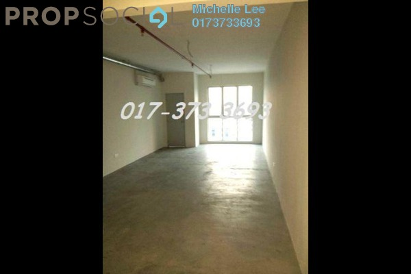 For Rent SoHo/Studio at i-City, Shah Alam Freehold Semi Furnished 0R/1B 1.2k