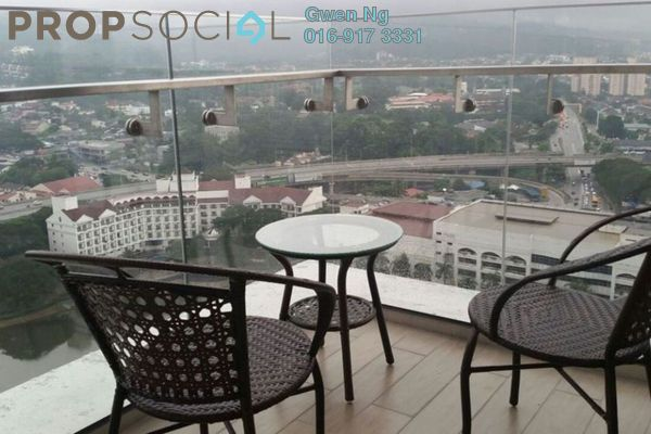 For Sale Condominium at The Elements, Ampang Hilir Freehold Fully Furnished 2R/2B 1m