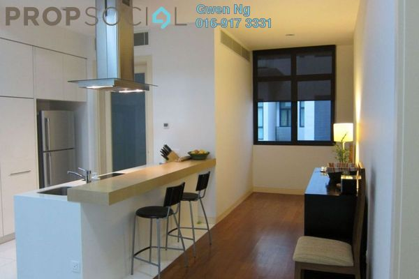For Sale Condominium at Ampersand, KLCC Leasehold Semi Furnished 4R/4B 4.06m
