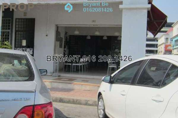 For Rent Shop at The Strand, Kota Damansara Leasehold Semi Furnished 0R/0B 8k