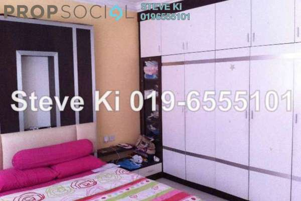 For Sale Terrace at Sri Suria, Bukit Rimau Freehold Semi Furnished 3R/3B 920k