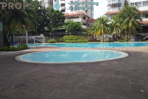 For Sale Condominium at Bukit OUG Condominium, Bukit Jalil Freehold Semi Furnished 3R/2B 430k
